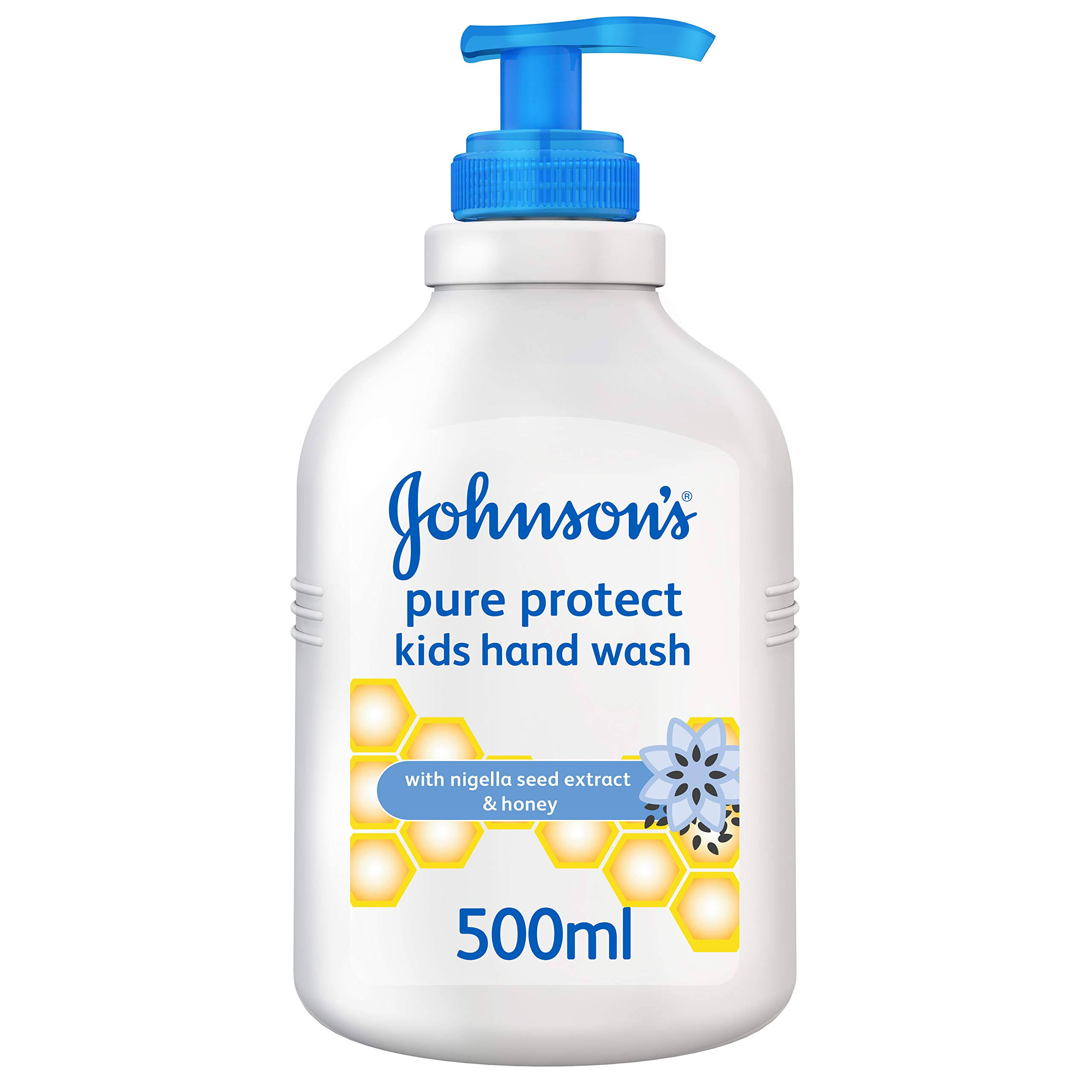 Johnson's Pure Protect Hand Wash - 500ml