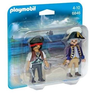 Playmobil Duo Pack 6846 Pirate And Soldier