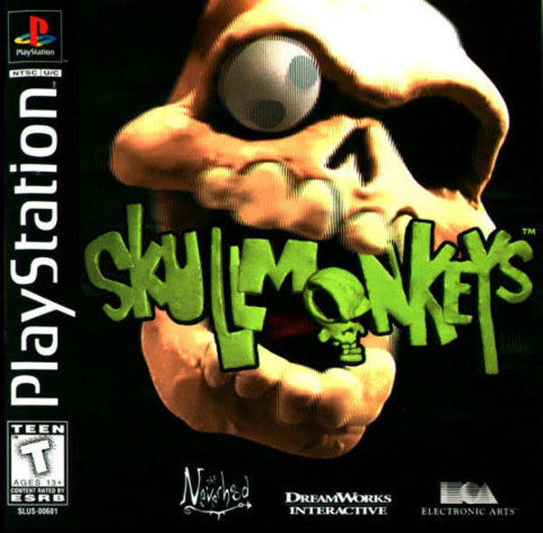 Skull Monkeys - PlayStation 1