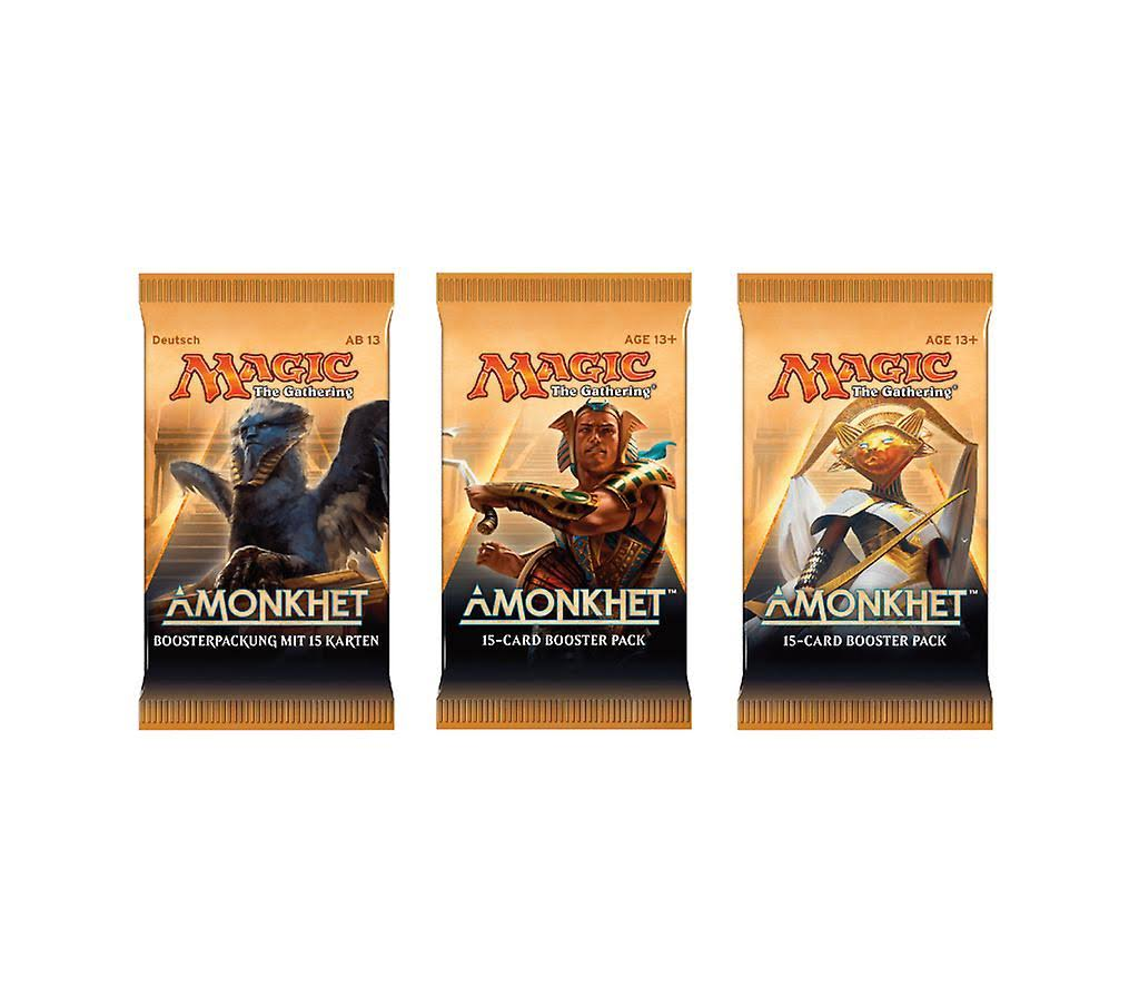 Magic The Gathering: Amonkhet Booster Packs