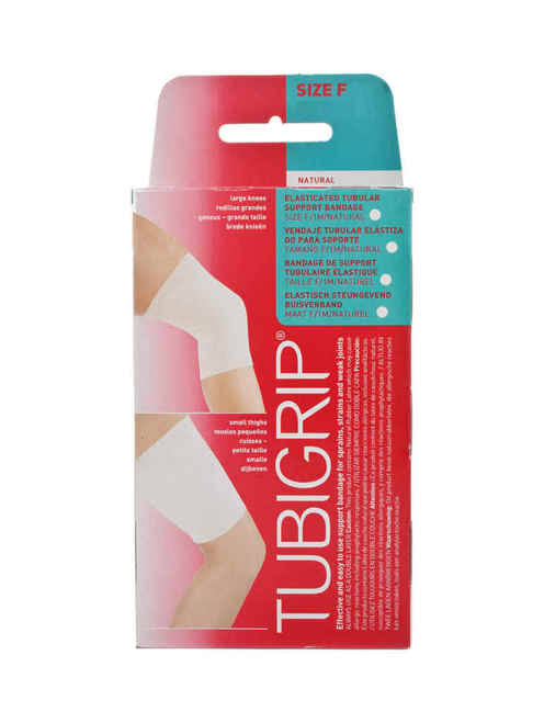 Tubigrip Elasticated Tubular Support Bandage - 1m, Size F