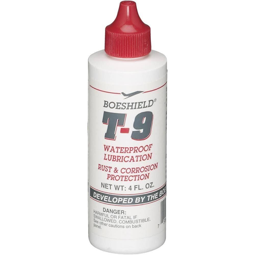 Boeshield T-9 Bicycle Waterproof Lubrication - 4oz