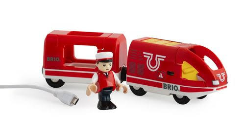 Brio 33746 Travel Rechargeable Train