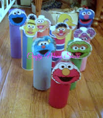 Sesame Street A Magical Halloween Adventure Credits by Crafty Moms Share September 2014