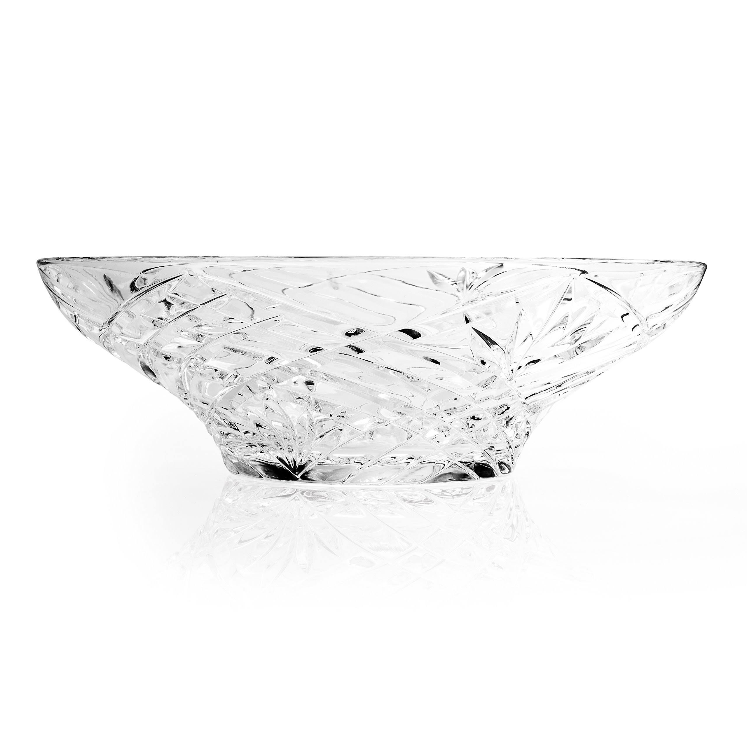 RCR Crystal Centrepiece Bowl: Melodia