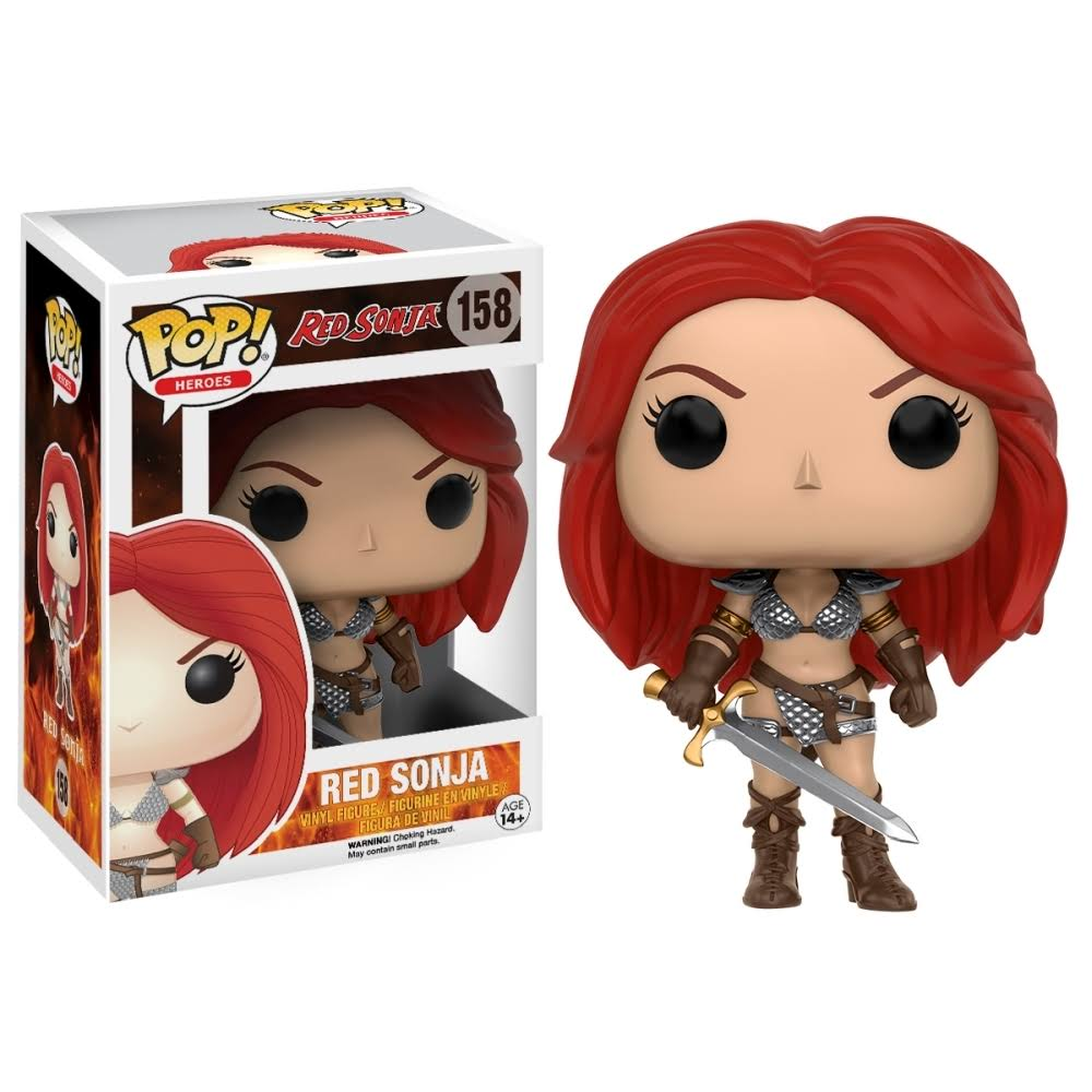 Funko POP! Vinyl Figure - Red Sonja