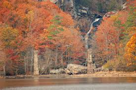 Pumpkin Patch Clanton Al by Yellow Creek Falls Empties Into Beautiful Weiss Lake Where The Old