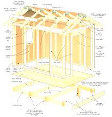 garden shed plans how to build a adorable corner corglife