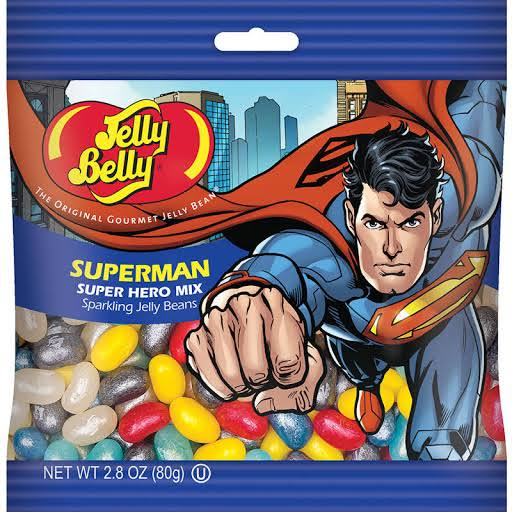 Jelly Belly Superman Jelly Beans - 2.8 oz bag