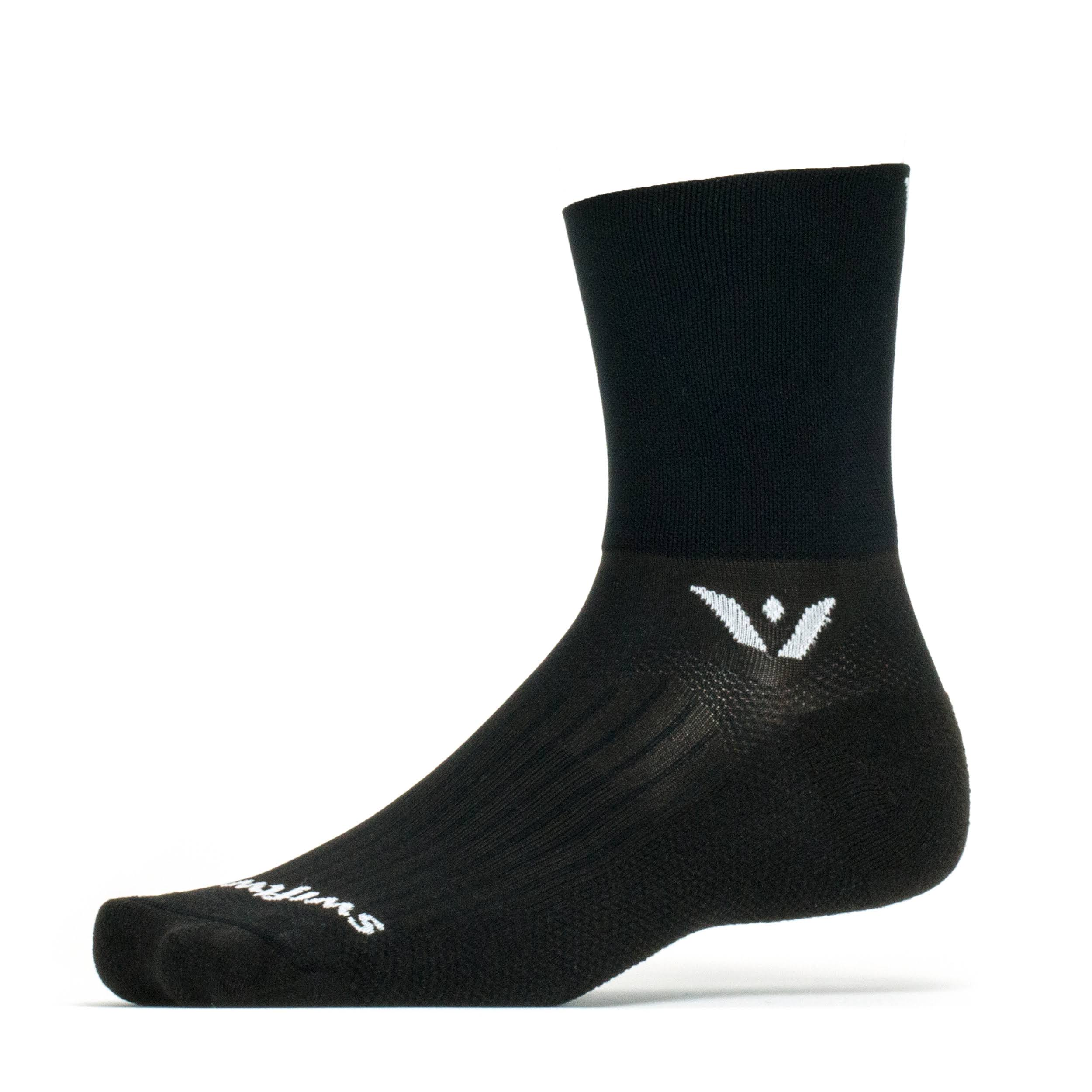Swiftwick Aspire Sock - Black, X-Large
