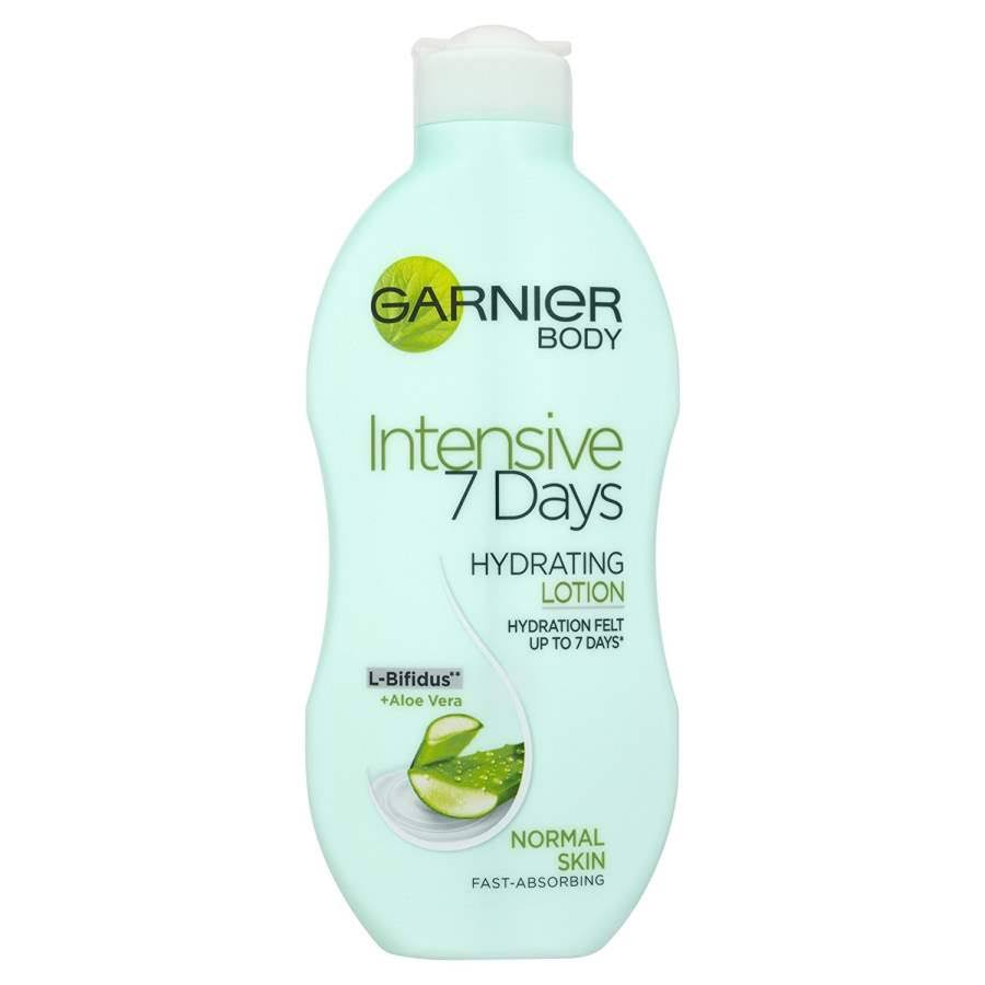 Garnier Intensive 7 Days Aloe Vera Body Lotion - Normal Skin, 400ml