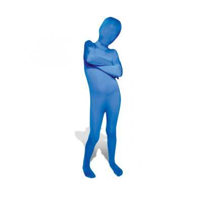 Morphsuit Original Kid' s Costume - Blue, Large