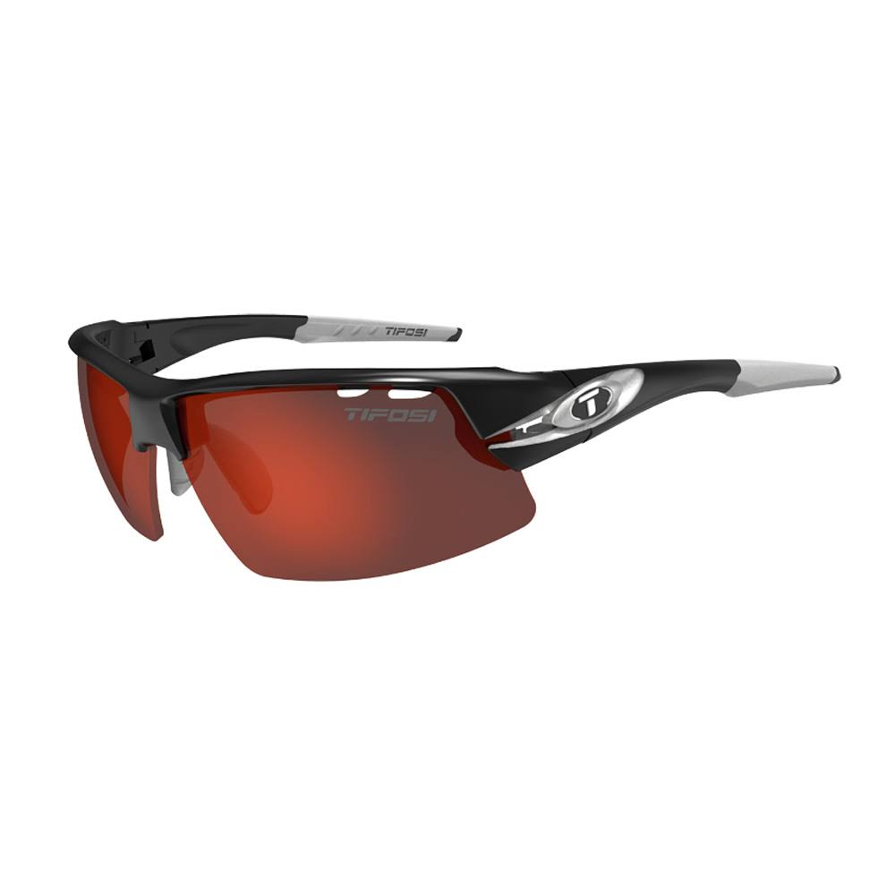 Tifosi Crit Race Cycling Glasses - Race Silver