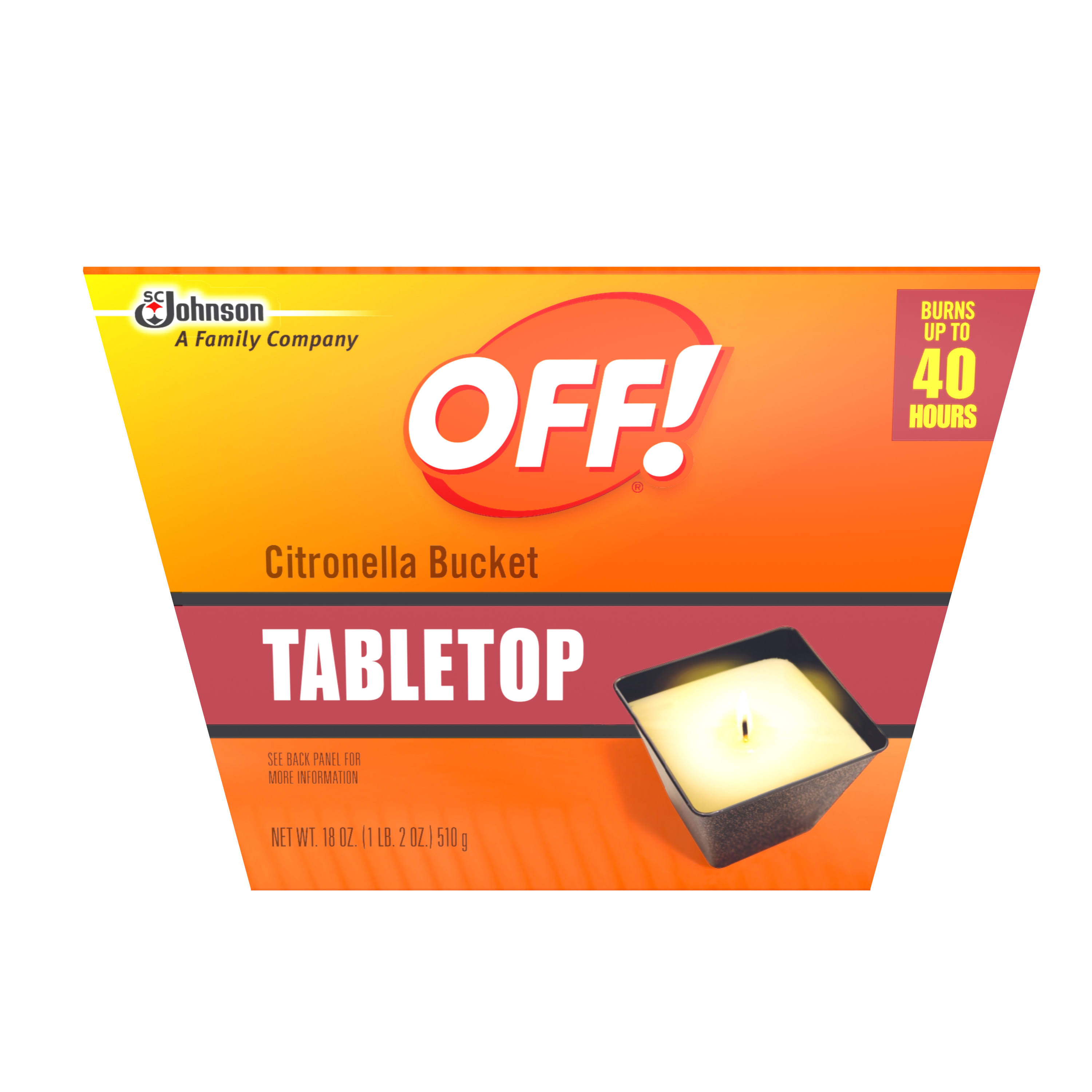 Off Candle - Citronella