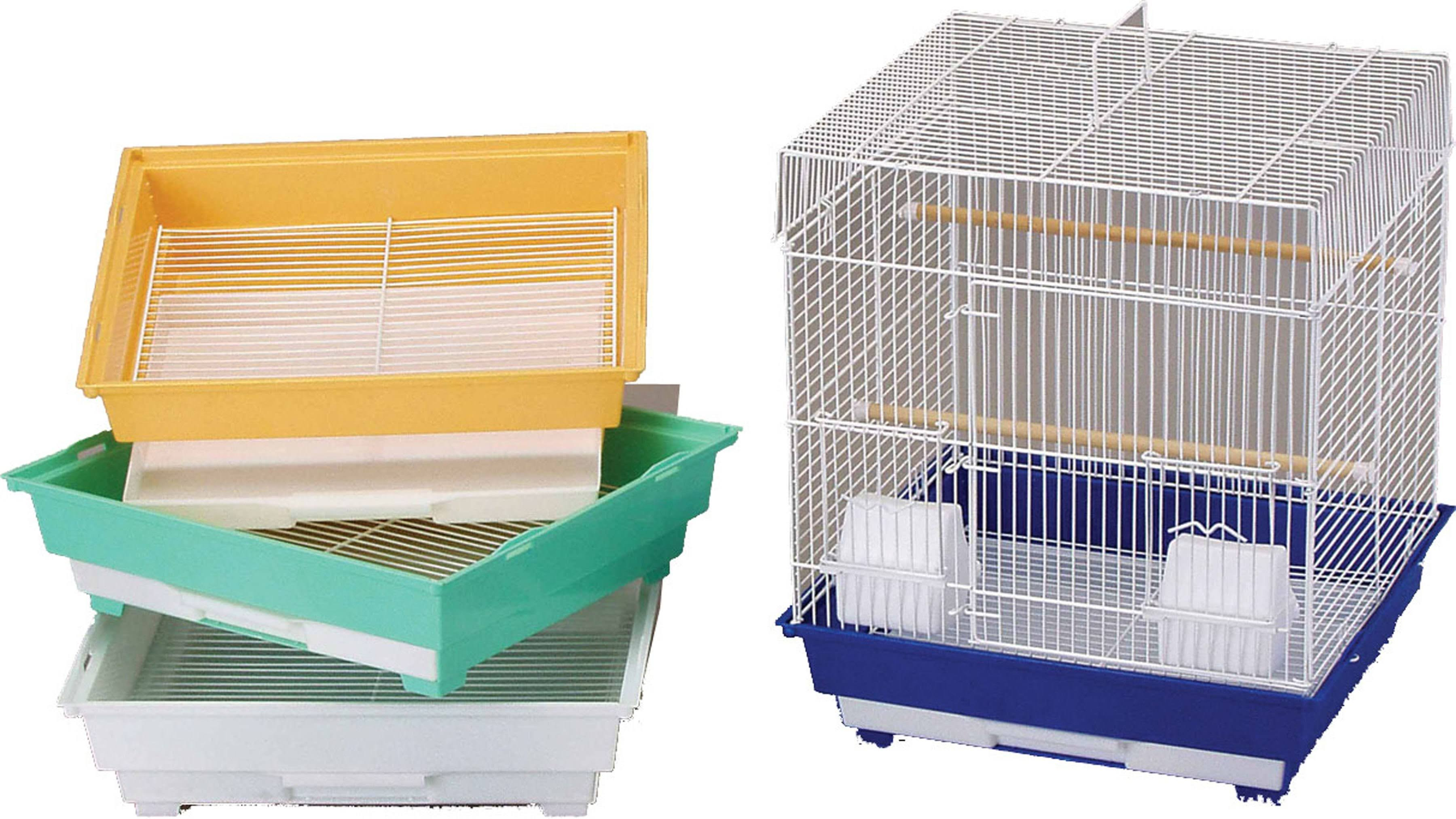 "Prevue Pet Products Econo Tiel Cage - 16"" x 14"" x 18"""