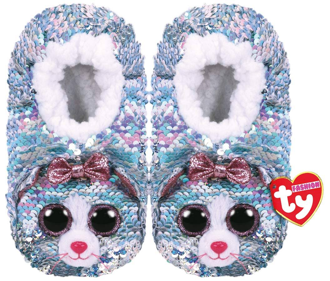 Ty 95539 Whimsy Sequin Slippers - Medium