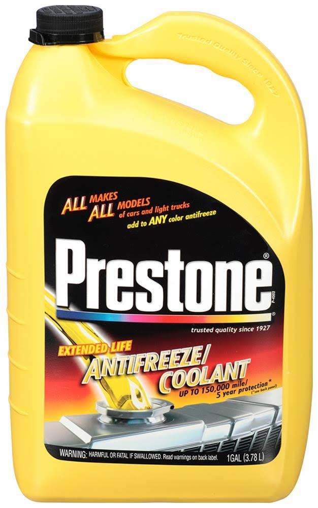 Prestone Extended Life Antifreeze - 1gal