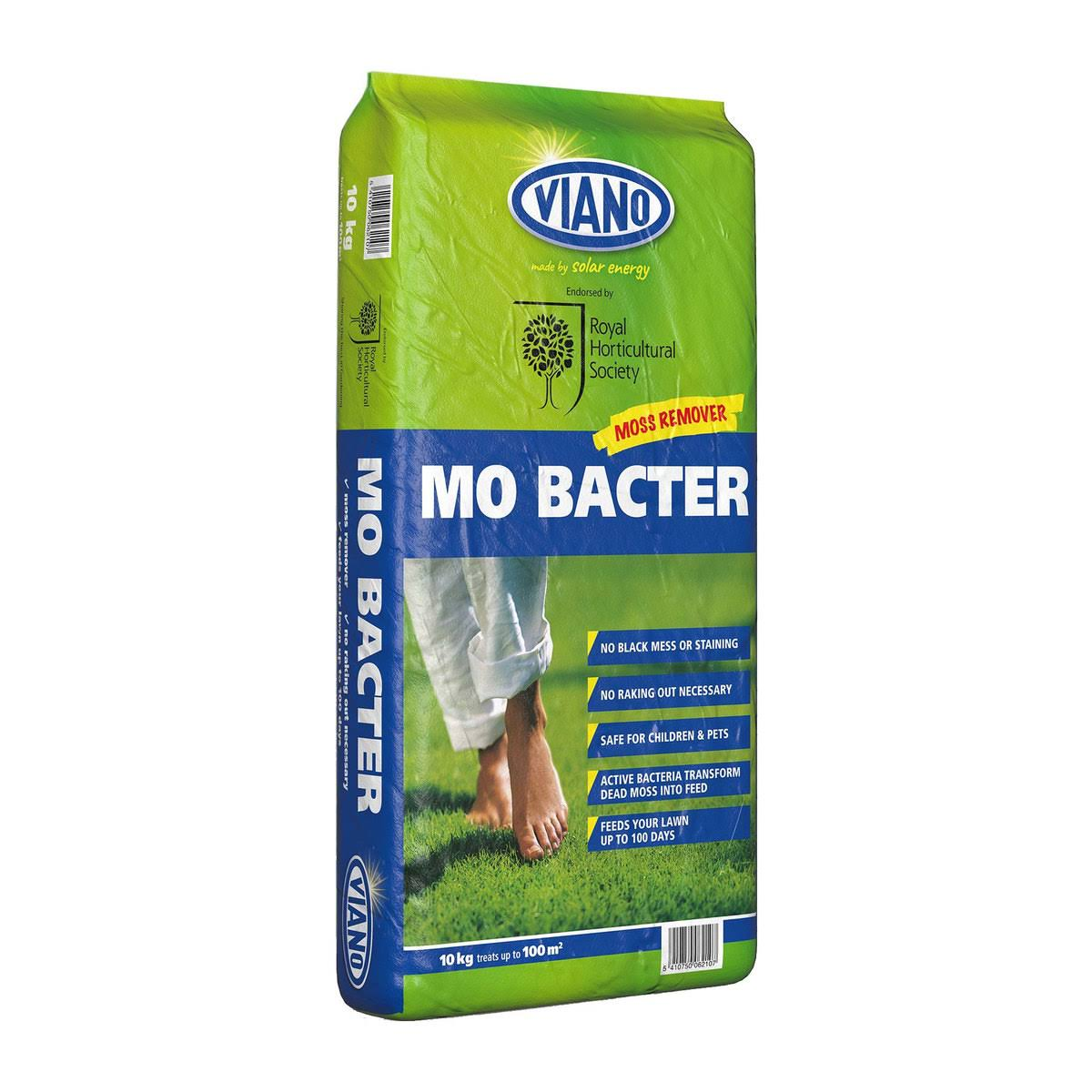 Viano Mo-Bacter Moss Remover 10kg