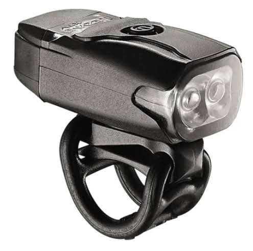 Lezyne KTV Drive Front Bicycle Led Headlights - Black