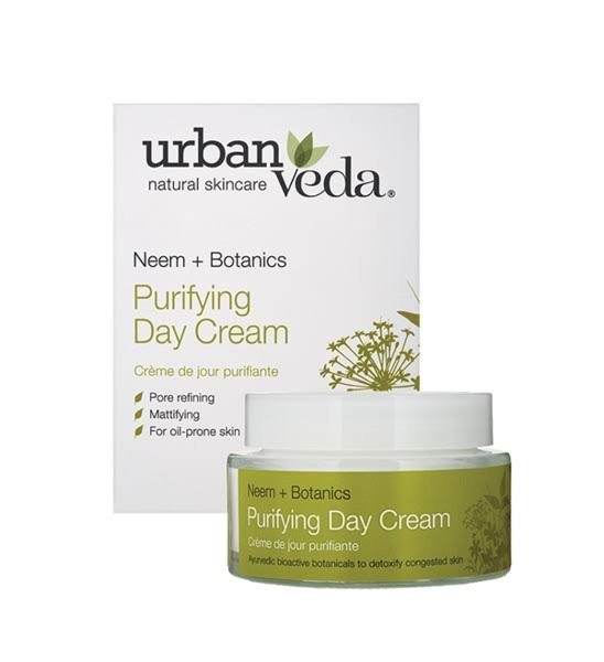 Urban Veda Purifying Day Cream - 50ml