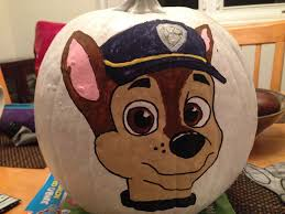Steps To Carve A Pumpkin Worksheet by Paw Patrol Pumpkin Stencil Chase Paw Patrol Pinterest