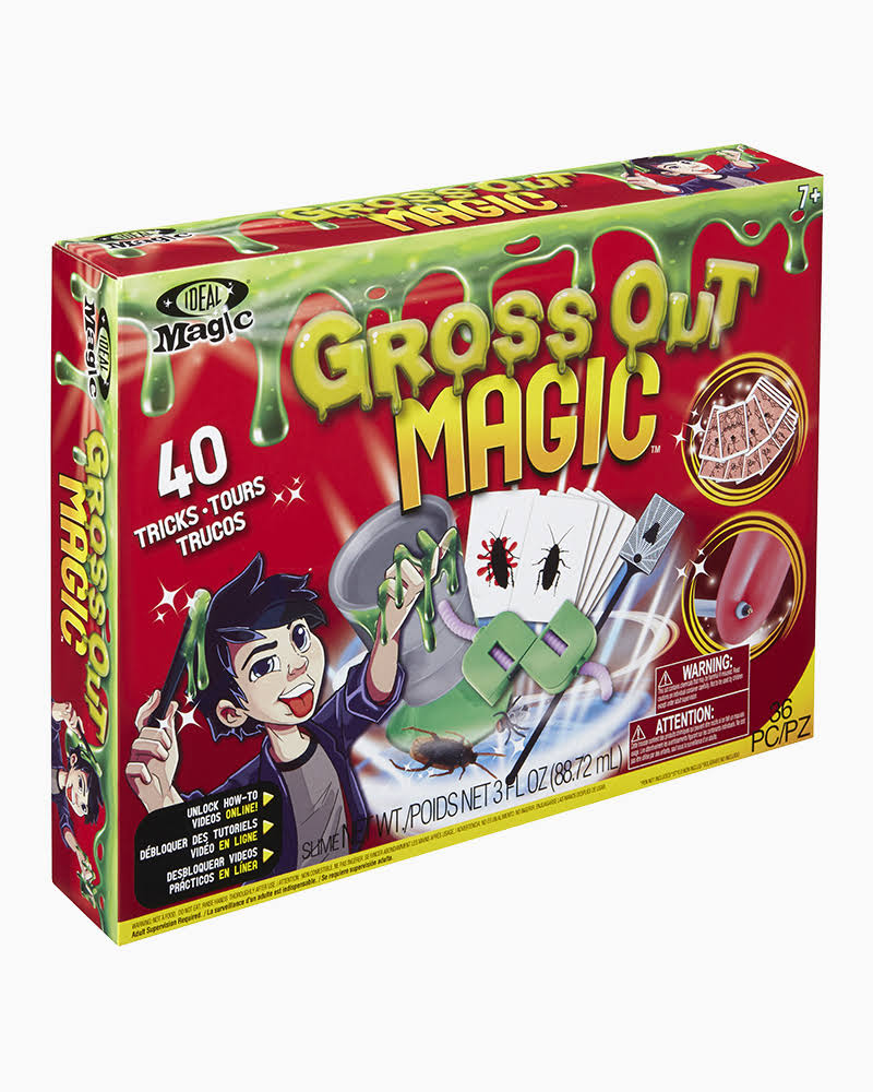 Ideal Gross Out Magic Set