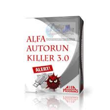 وداعاً لمشاكل فيروسات الأوتورن مع العملاق العربى AlfaAutoRunKiller 3.0.7