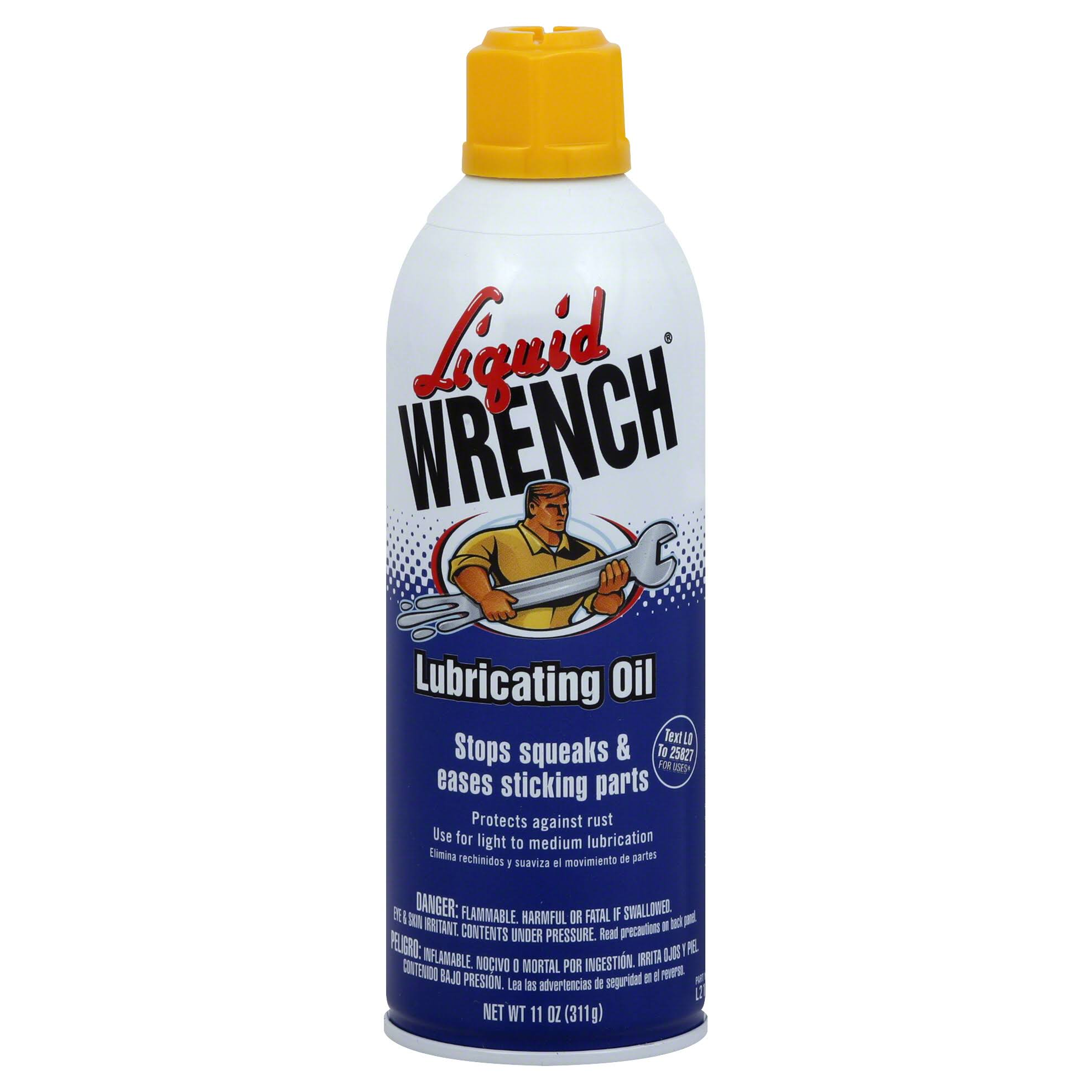 Liquid Wrench Lubricating Oil - 11oz