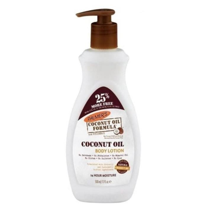Palmer's Cocoa Butter Skin Care Full Range Coconut Oil Body Lotion - 400ml