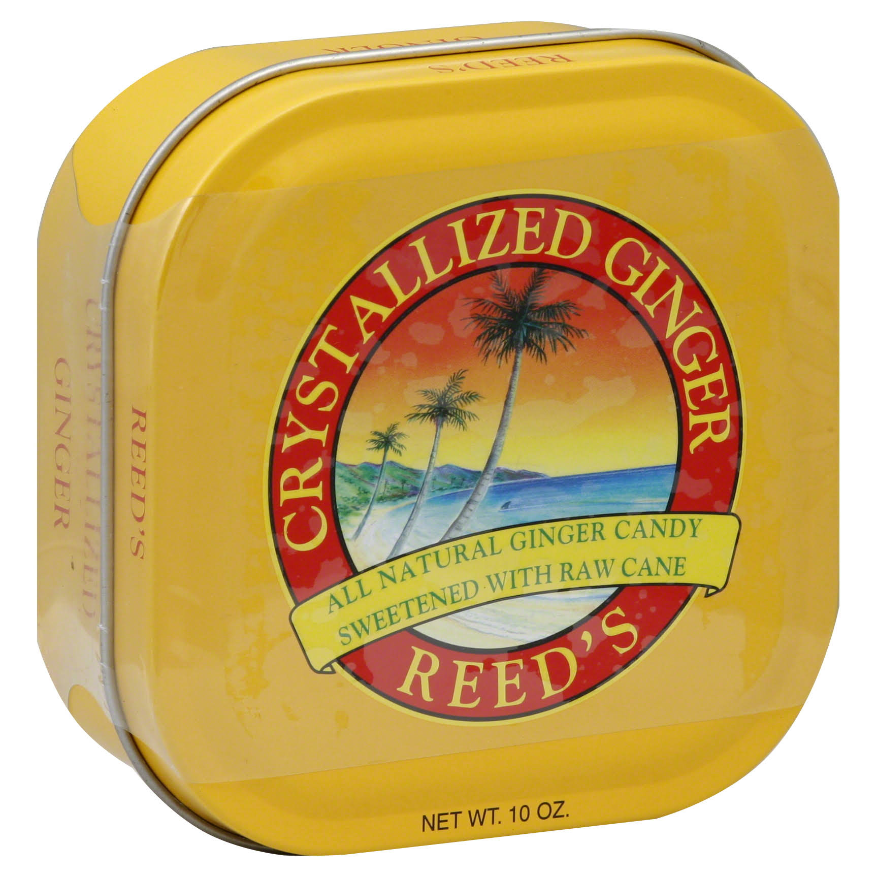 Reeds Crystallized Ginger Candy