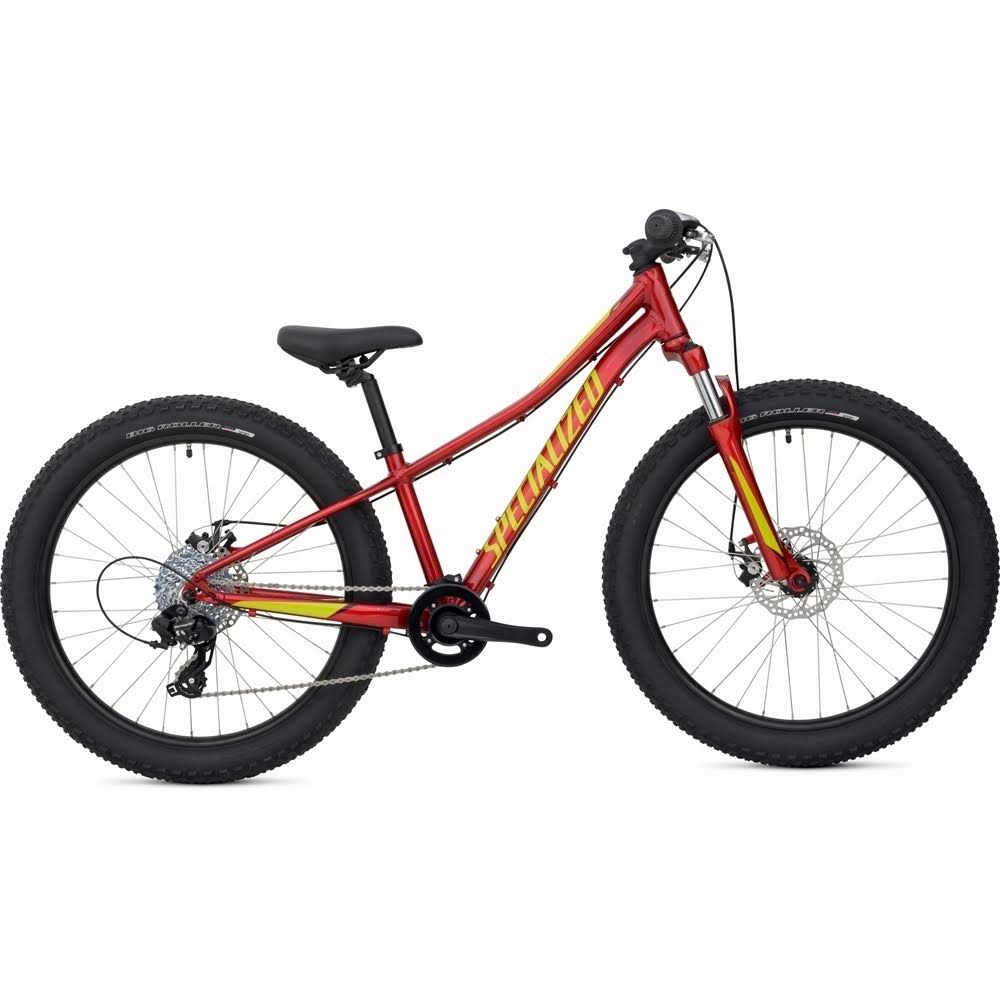 Specialized Riprock 24 - Candy Red/Hyper Green/Black
