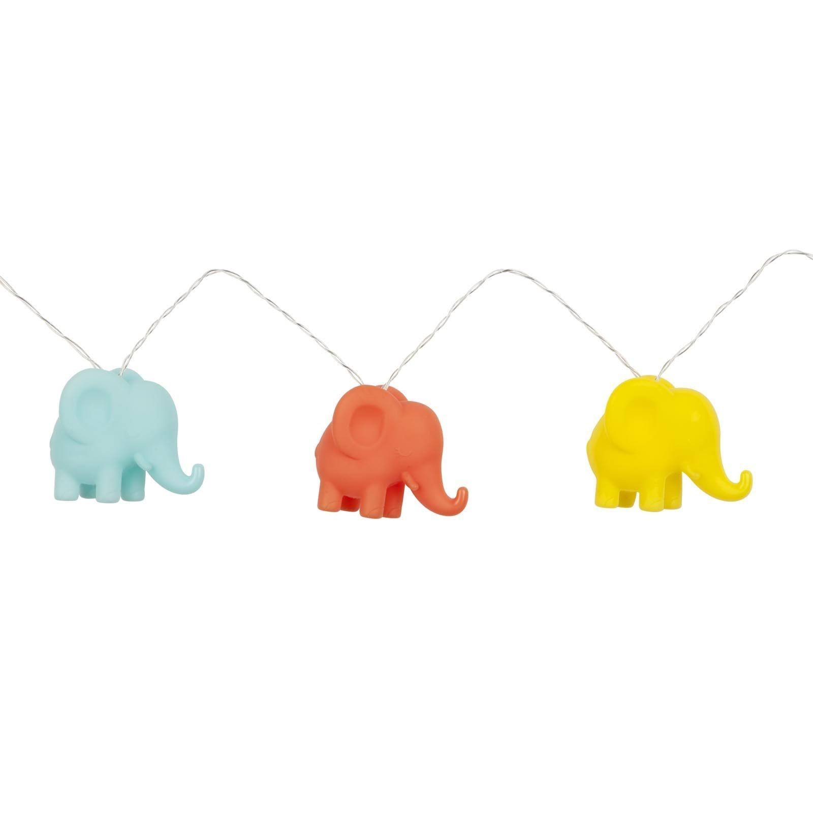 Sunnylife String Lights | Soft Touch Elephant