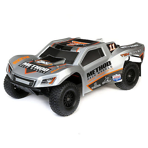 Losi LOS03024T1 Tenacity 4wd Brushed Short Course Truck - Scale 1:10