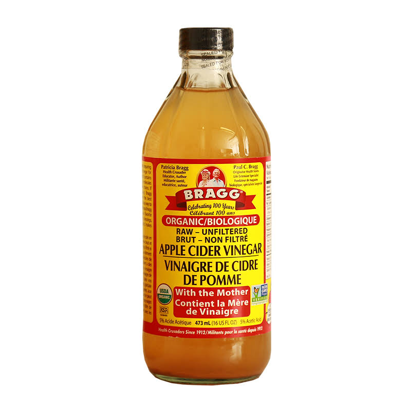 Bragg Organic Raw Apple Cider Vinegar - 473ml