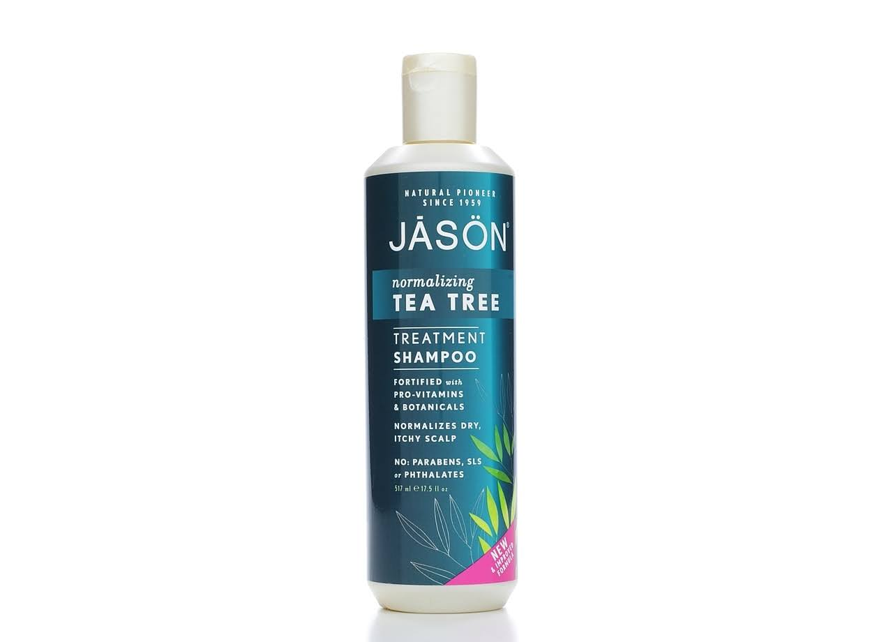 Jason Tea Tree Oil Shampoo - 500ml