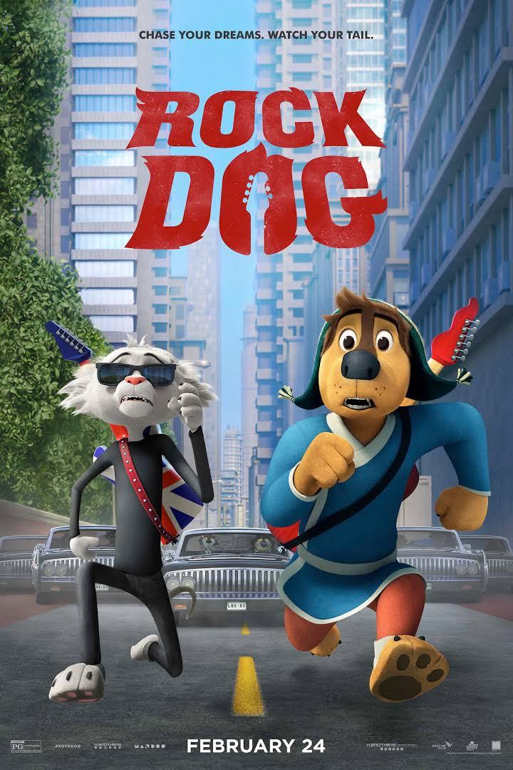 Rock Dog-Rock Dog