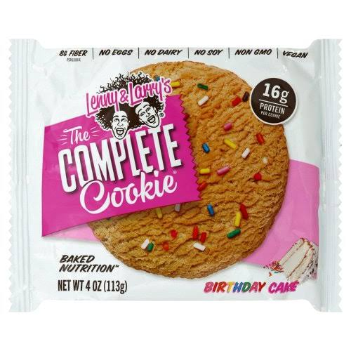 Lenny and Larry's The Complete Cookie All Natural Vegan Protein Cookie - 4oz