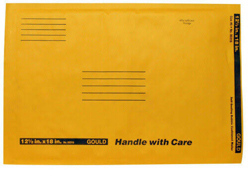 "LePages Seal It Kraft Mailer - 14.5"" X 19"""