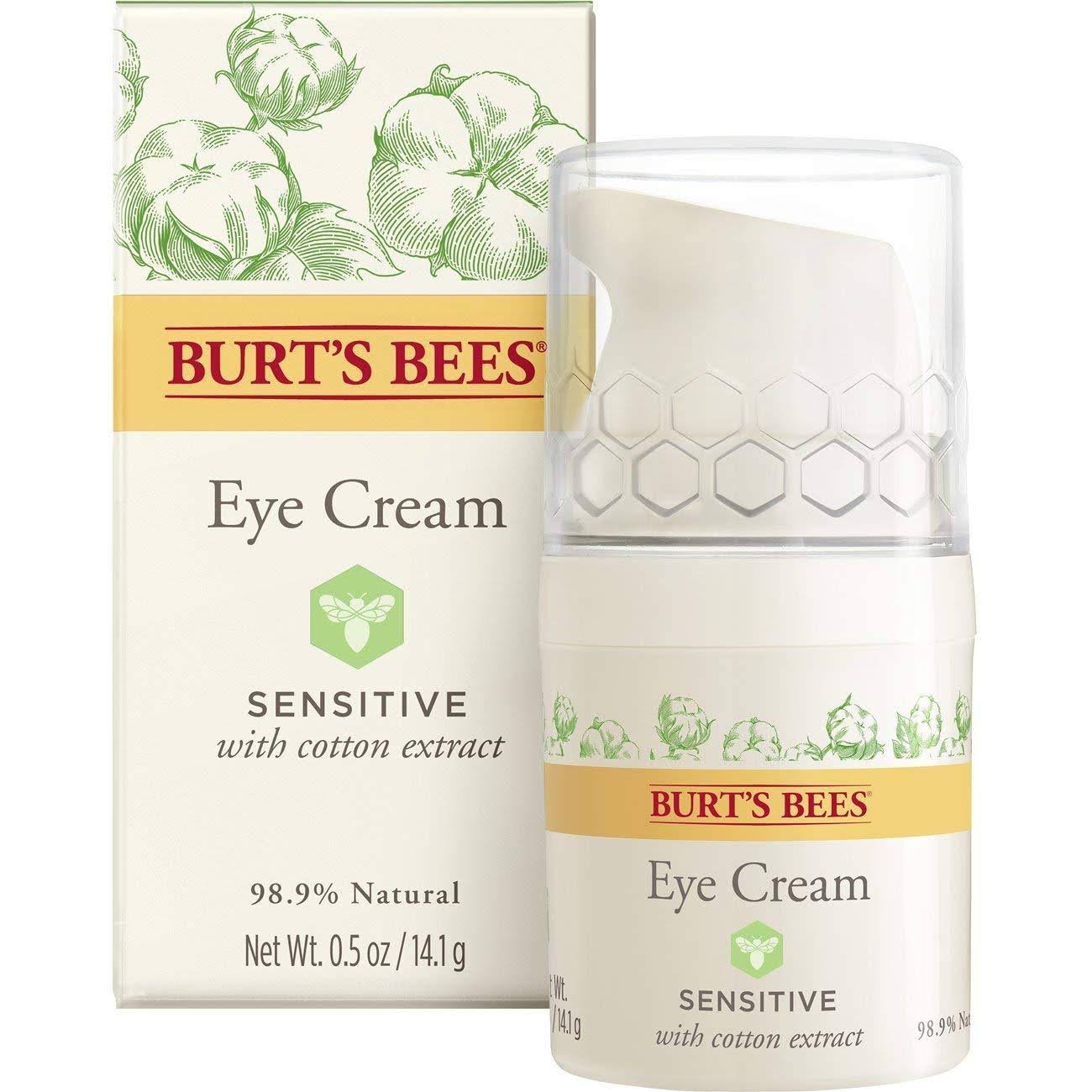 Burt's Bees Sensitive Eye Cream - 0.5oz