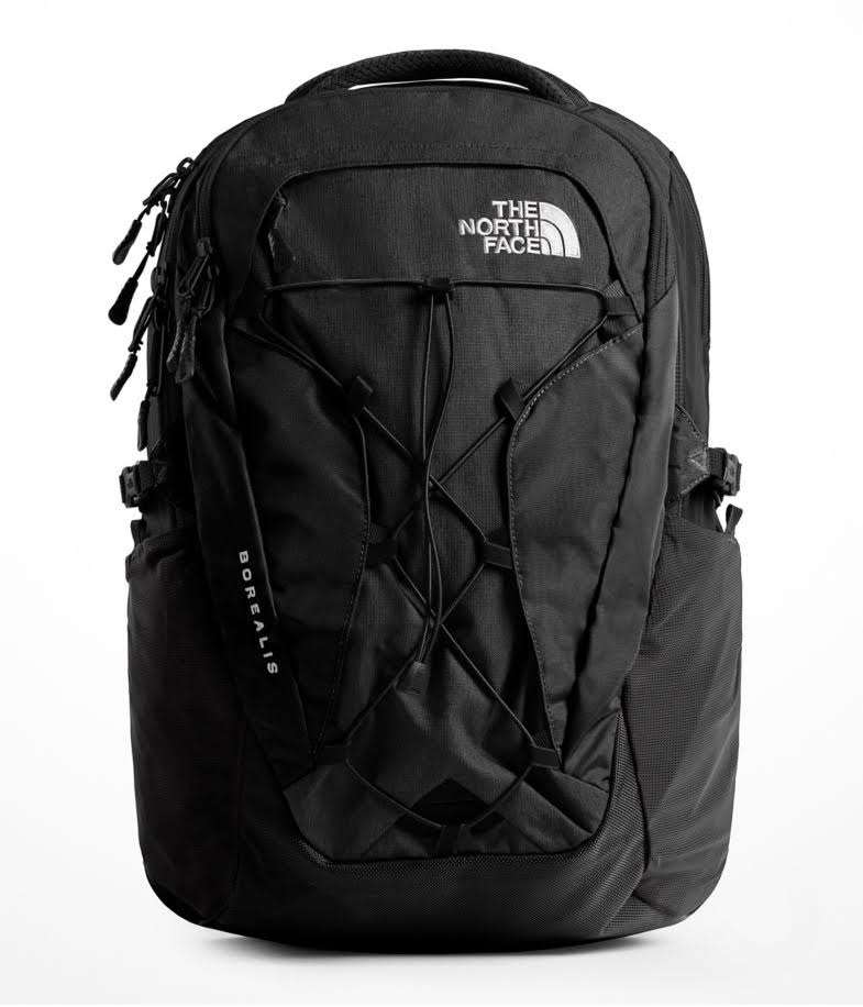 North Face Women's Borealis Backpack - Black, 28L