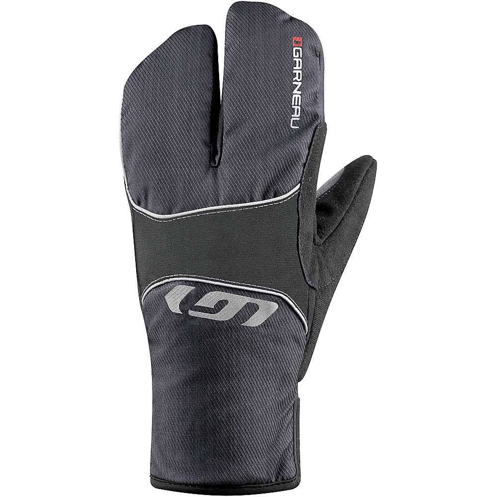 Louis Garneau Men's LG Super Shield Gloves - Black, Medium