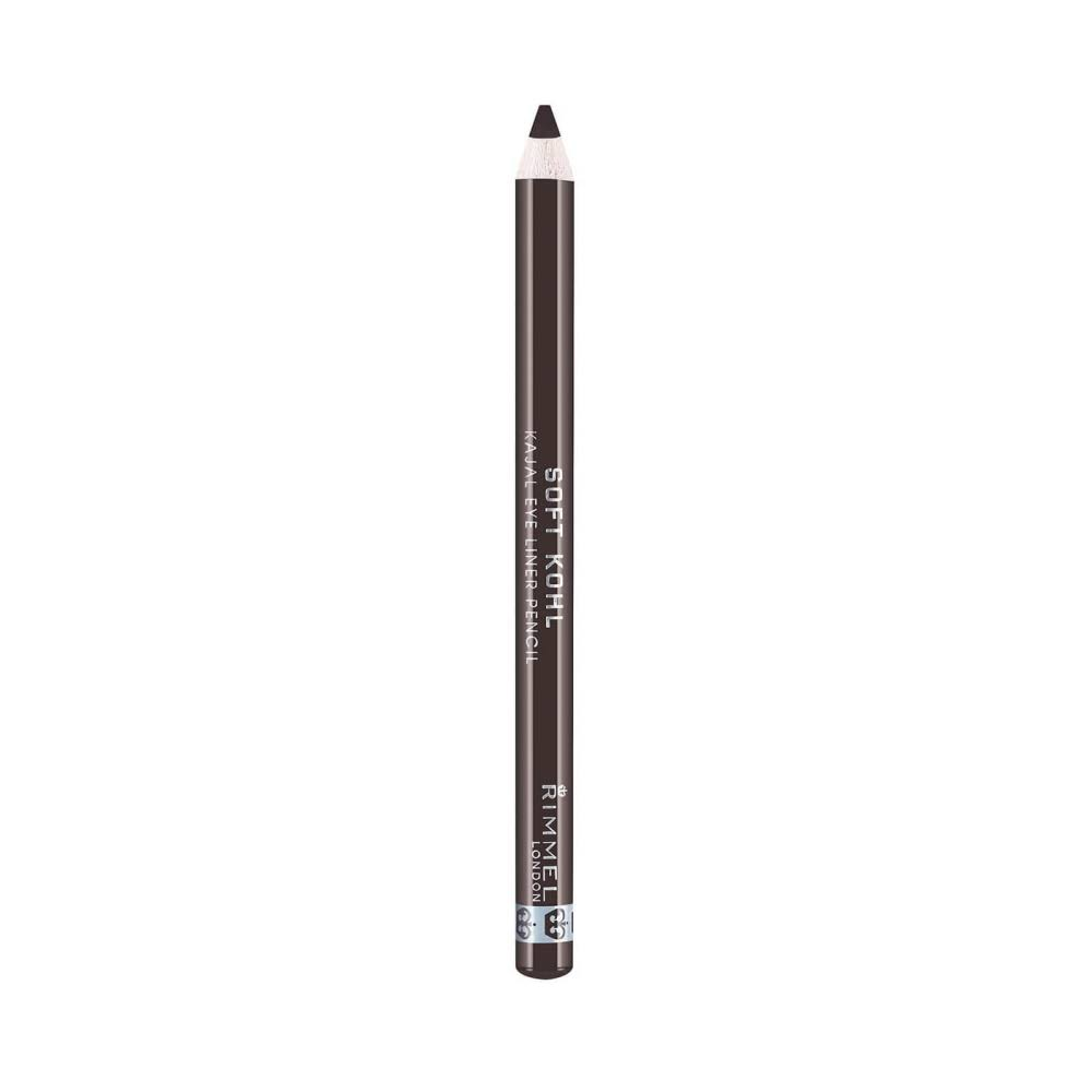 Rimmel London Scandal'Eyes Waterproof Kohl Kajal Eye Liner - 003 Brown, 1.3g