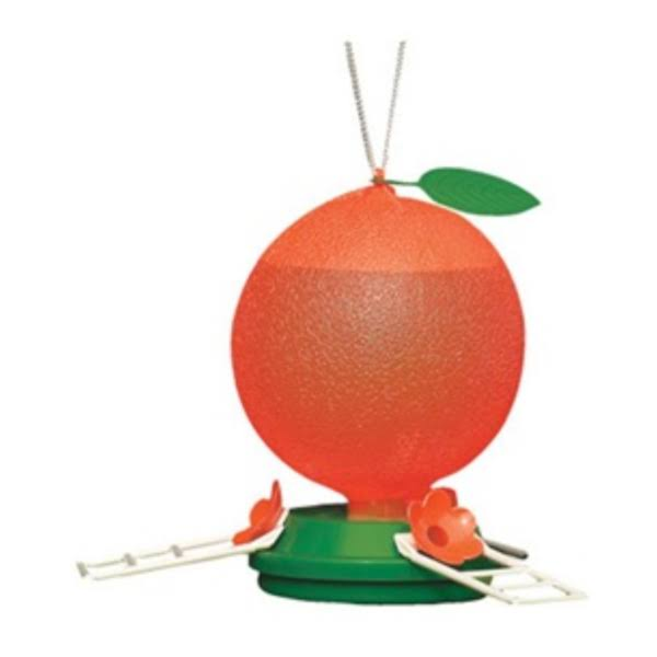 Woodlink Audubon Oriole Wild Bird Feeder - Orange, 40oz