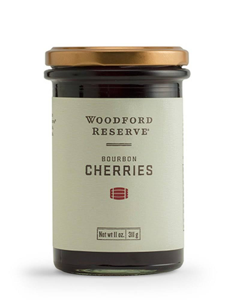Woodford Reserve Bourbon Cherries - 11oz