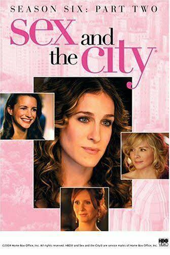 Sex and the City: Season 6, Part 2 DVD