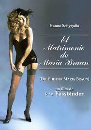 El matrimonio de Maria Braun (1978) [Vose]
