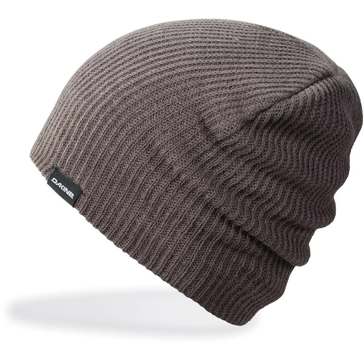 Dakine Tall Boy Men's Acrylic Knit Beanie - Charcoal