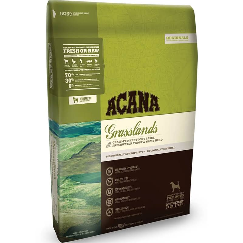 Acana Regionals Grasslands For Dogs, 12oz