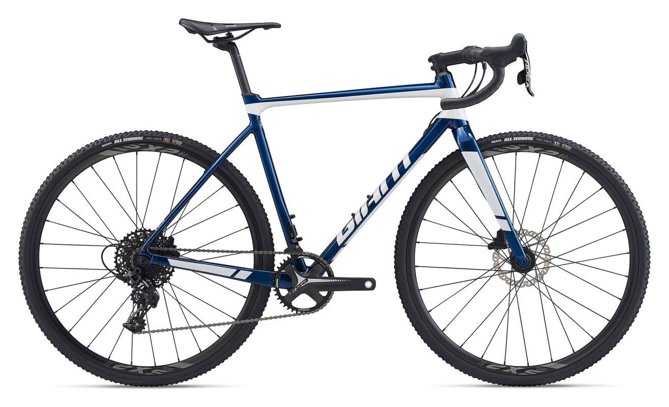 Giant TCX SLR 2 Cyclocross Bike 2020 Metallic Navy