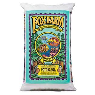 Fox Farm FX14079 Ocean Forest Soil Bag - 1.5 Cubic Feet
